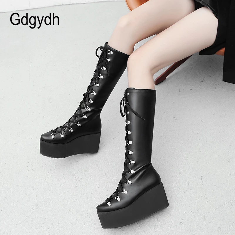 Clothing, Shoes & Accessories Boots Gothic Womens High Heels