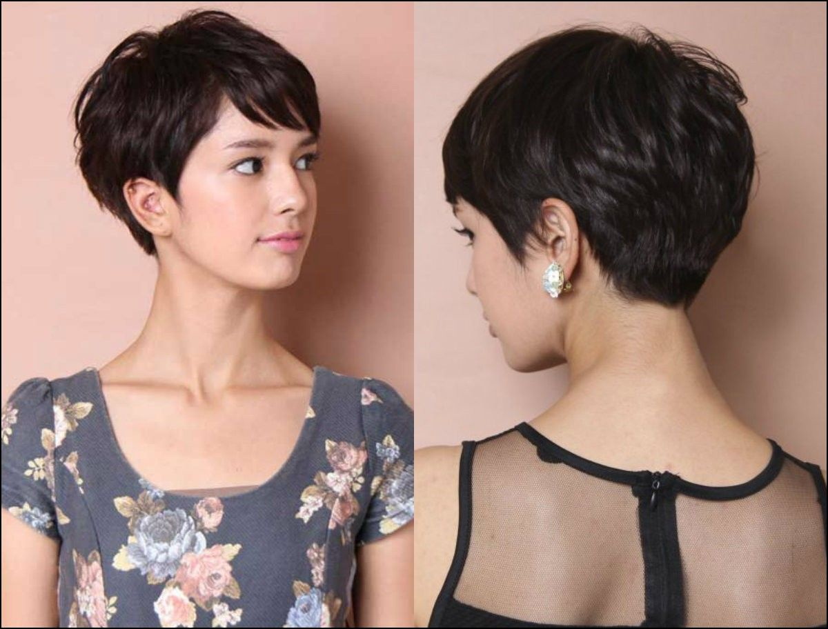 Very Short Textured Pixie Haircut Hairstyles Ideas Pinterest