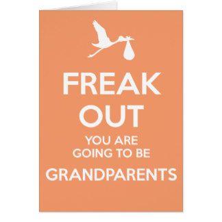 new grandparents to be pregnancy announcement grandparent