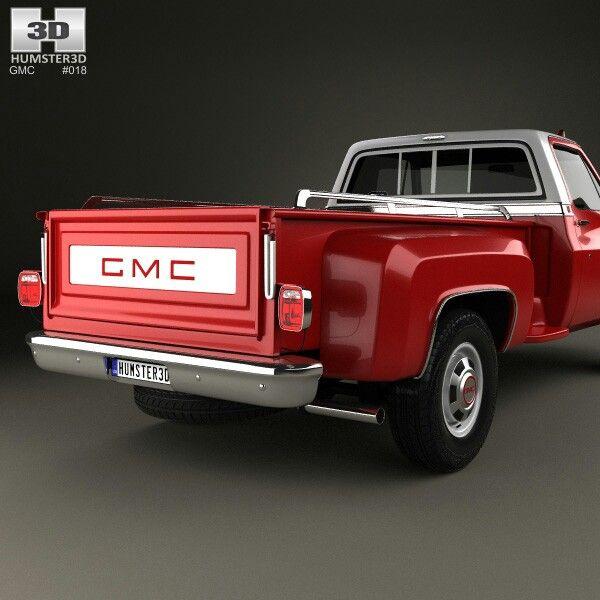 1986 Gmc Sierra For Sale: GMC Sierra Grande 454 Pickup 1979