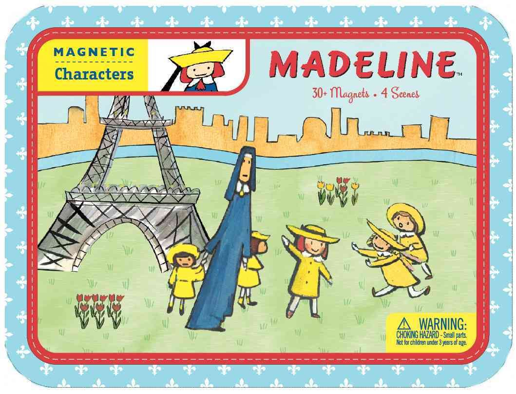 Madeline Magnetic Characters With Images