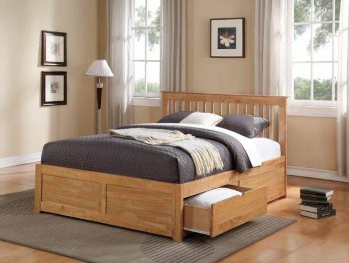 o trouver votre lit avec tiroir de rangement meubles pinterest lit tiroir rangement. Black Bedroom Furniture Sets. Home Design Ideas