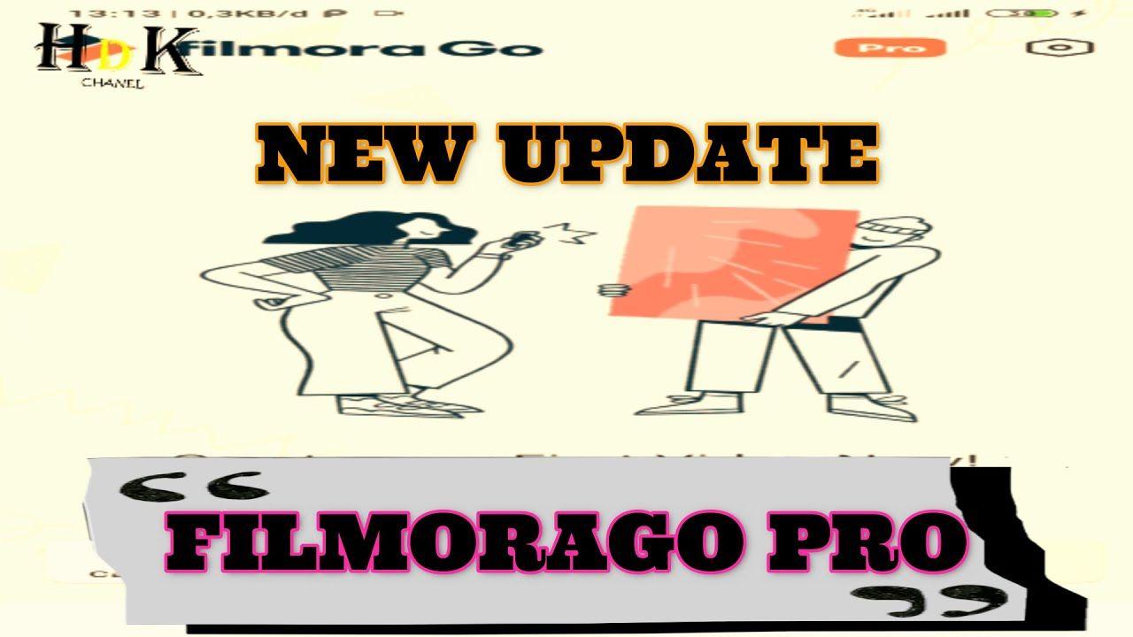 Filmorago pro premium full mod apk terbaru 2020filmorago