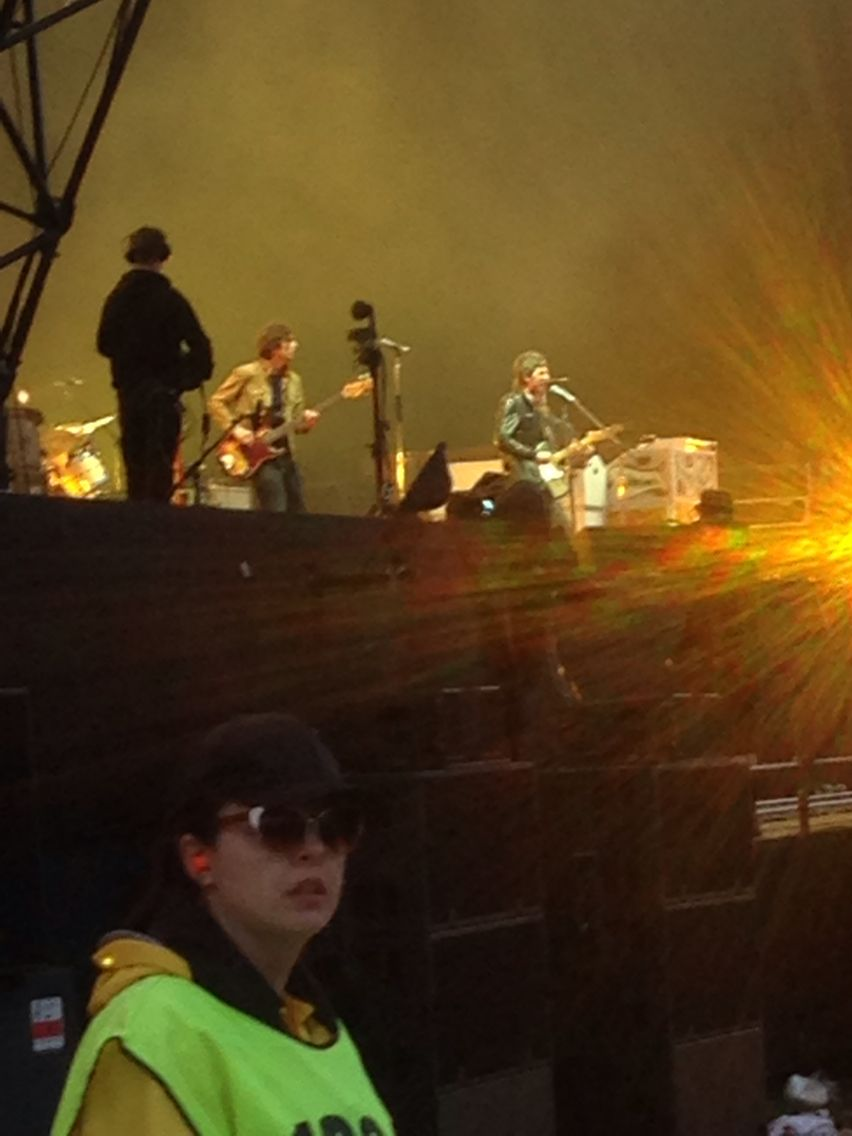 Noel Gallagher at T in the Park 2015! ❤️