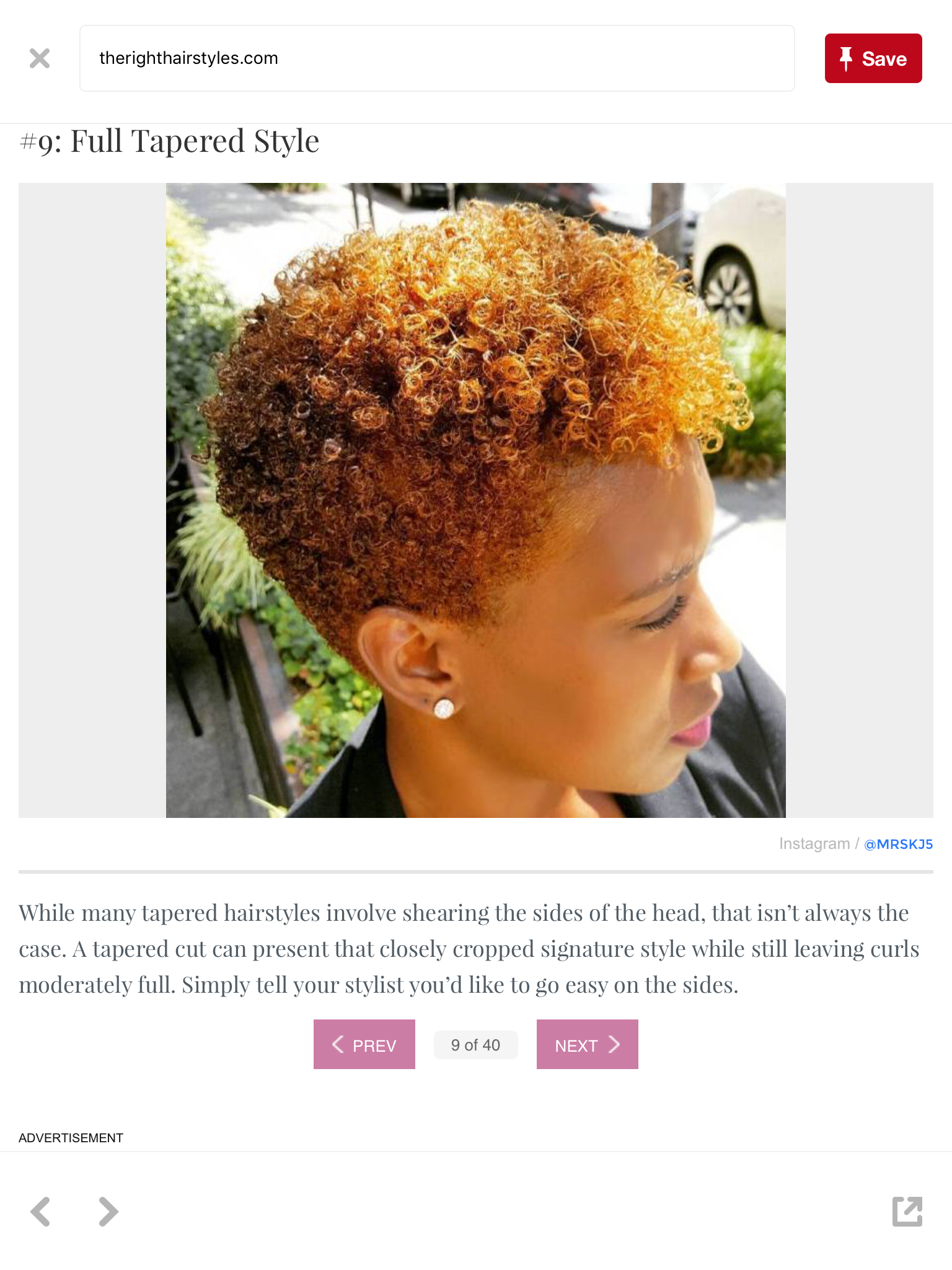 Pin by donna woods on embracing my natural hair pinterest short hair