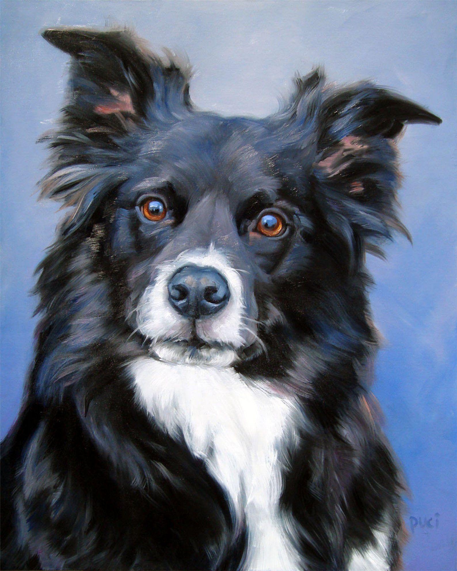 Custom Paintingpet portraitoil paintingpainting from your