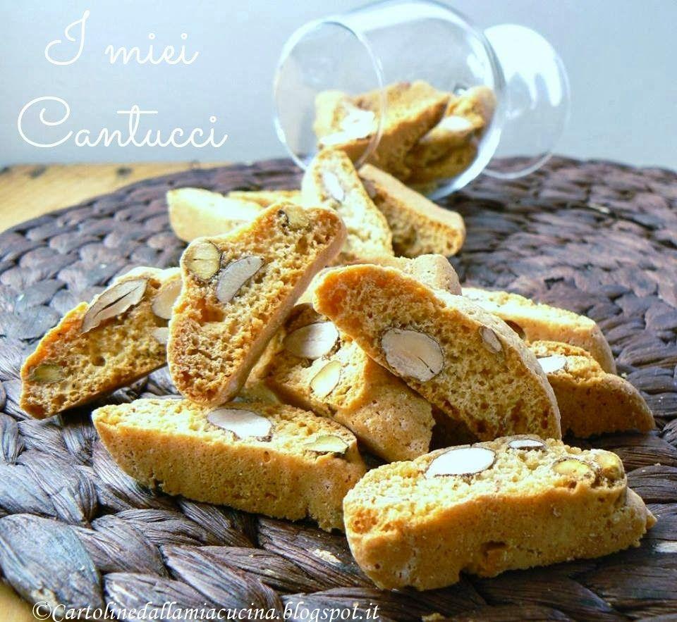 Cartoline dalla mia cucina i miei cantucci biscotti pinterest biscotti and cucina - Appunti dalla mia cucina ...