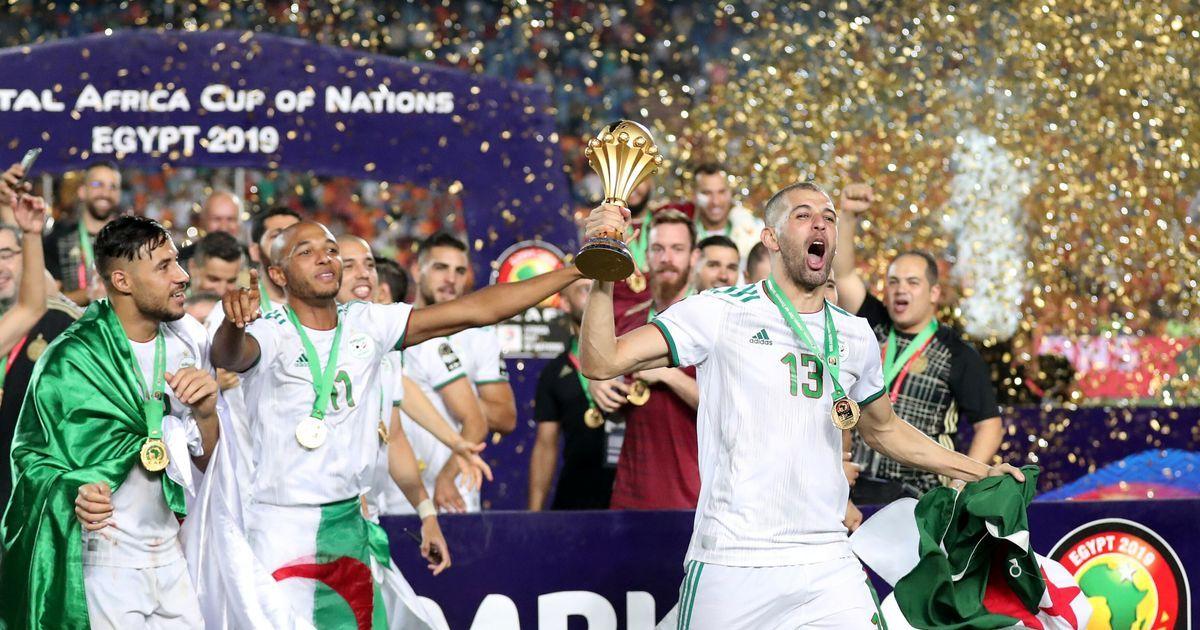 La victoire des Verts en images Algerie foot, Coupe d