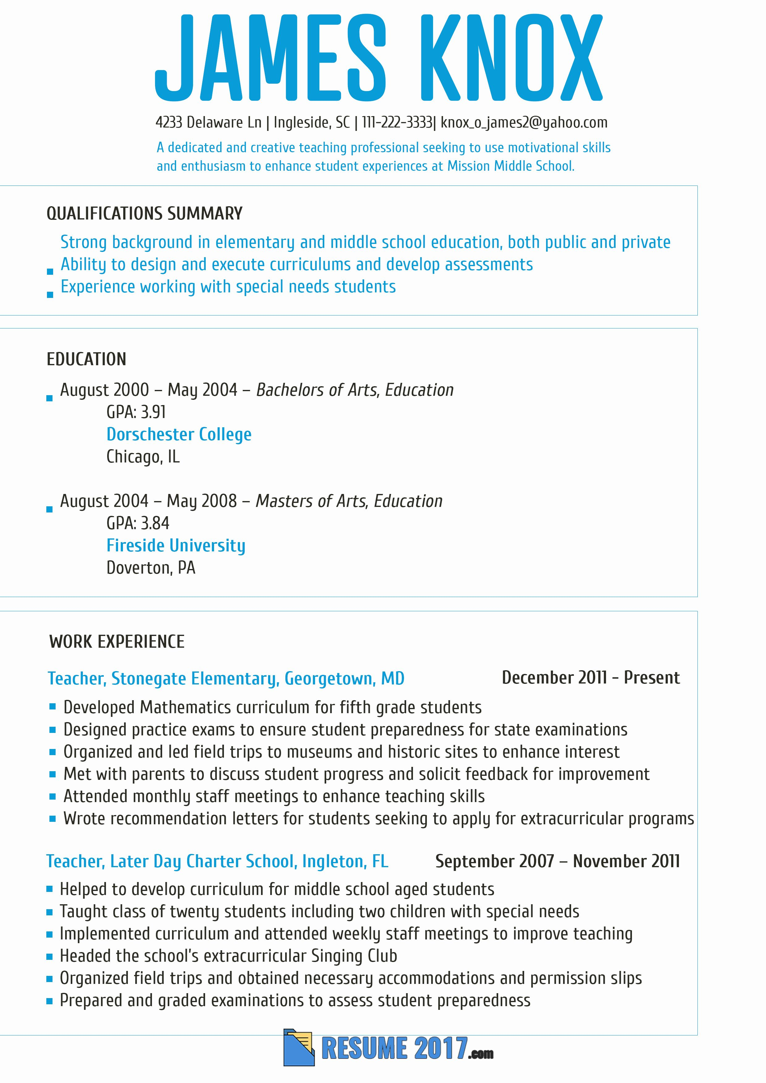 Best Resume Format 2018 With Genuine Reasons To Follow Resume Format Online Resume Template Best Resume Format