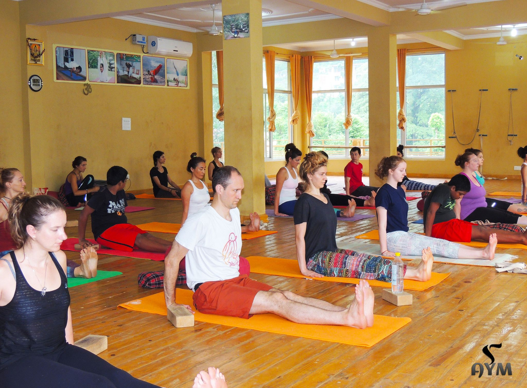 "https://flic.kr/p/JMYT4C | aym yoga school in rishikesh | ""Yoga is an art form in which the mind, body and soul are all connected and act as one"" Yoga Alliance certified 200, 300 and 500 hours hatha and ashtanga yoga teacher training in India at AYM Yoga School Rishikesh - goo.gl/UuaJjW"