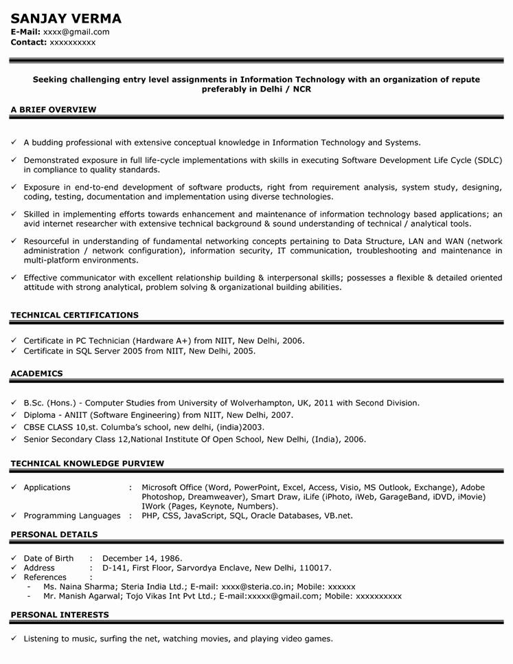 40 Entry Level Sales Resume in 2020 (With images) Resume