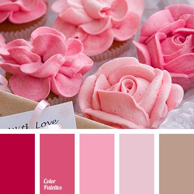 Pink Color Scheme color palette no. 2689 | color inspirations | pinterest | light