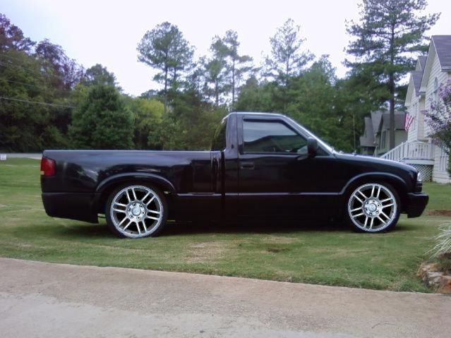 Chevy S10 Wheels Rims Colorado Xtreme Wheels On S10 Rims For My