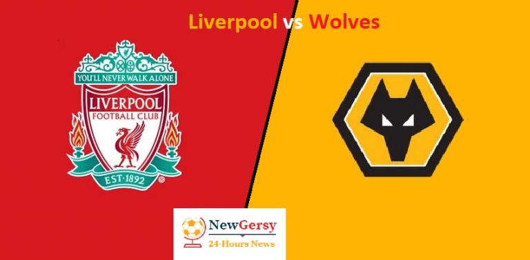 Liverpool vs Wolves LIVE Premier League 2019 lineups, live