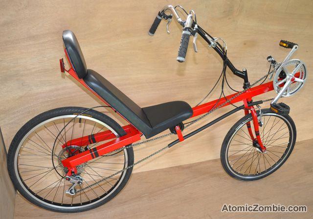 Spirit Recumbent Is Lightweight Bike Recumbent Bicycle Bike Design