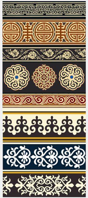 Mongol Mongolian Patterns Tattoos Mongolian Jewelry Mongolian