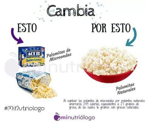 Comidas y Bebidas Saludables