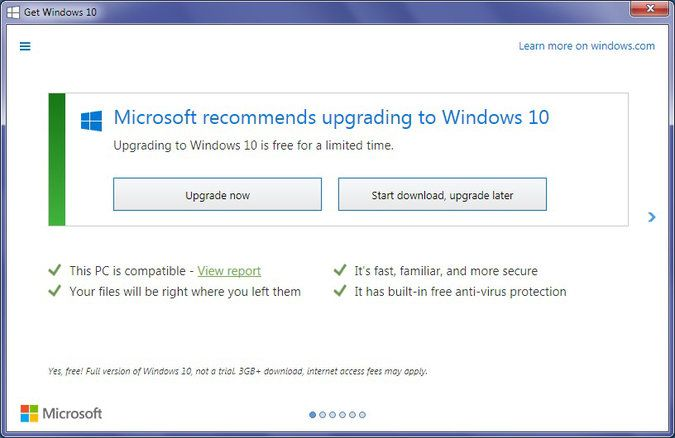 Sticking With Windows 7 The New York Times Windows 10