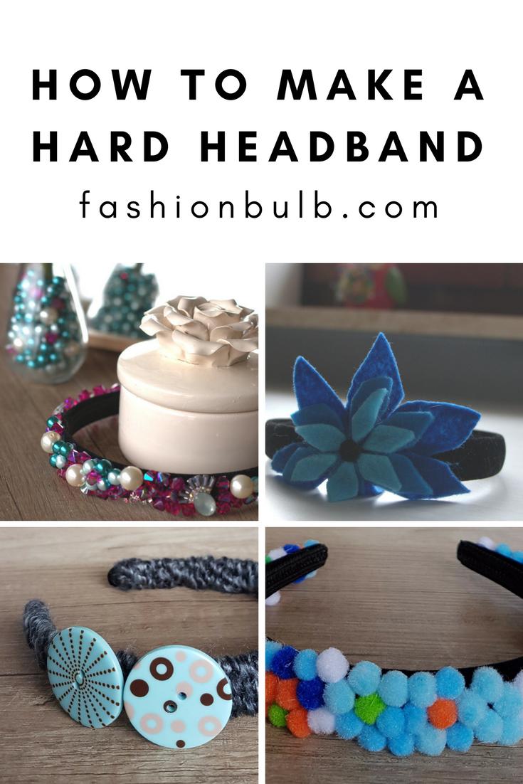 toddler headband hard headband DIY headband DIY headband kit wholesale headband baby headband skinny headband White Satin Headband