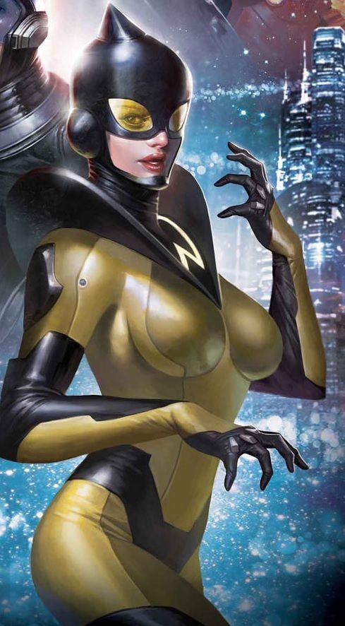 Kết quả hình ảnh cho sexy the wasp comic