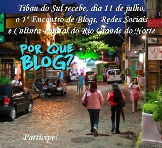 BLOG DJ AILDO: O encontro de Blogueiros será realizado próximo di...