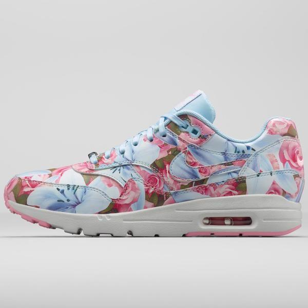 nike air max dames bloemen