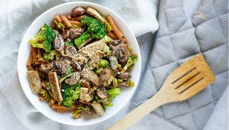 Muskelaufbau Rezepte Vegan Und Clean Update 2018 In 2020 Rezepte Lebensmittel Essen Proteinreiche Rezepte