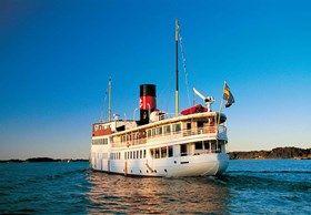 Boat trip to Vaxholm - Stockholm  Stromma.se
