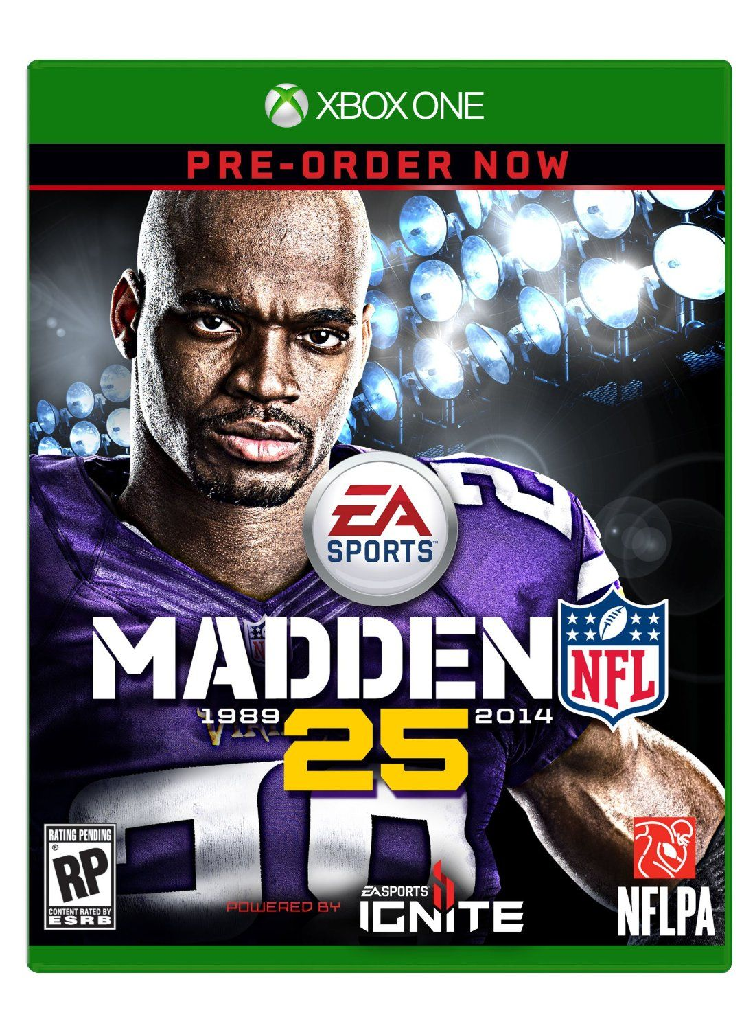 Madden NFL 25: Xbox One: Video Games On Xbox One Gaming  Xbox One Video Games  Pinterest
