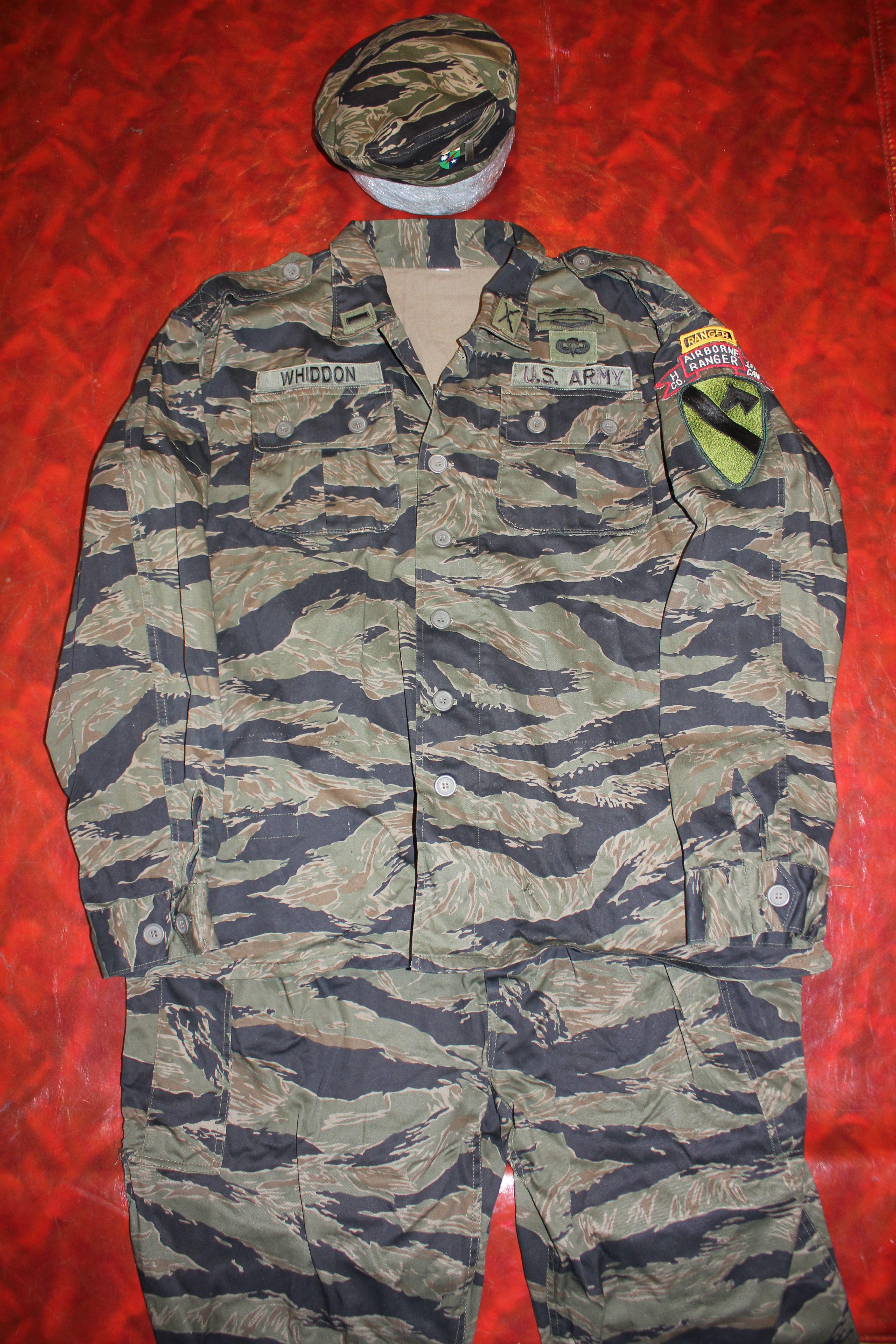 H Co. 75th (ABN) Ranger 1st Cav.Div. (With images ...