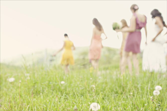 Wedding photos - By Our Labor of Love - very whimsical and soft