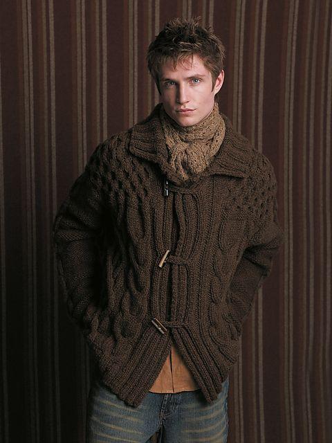 Quinn pattern by Marie Wallin | Knitwear men, Hand knitted