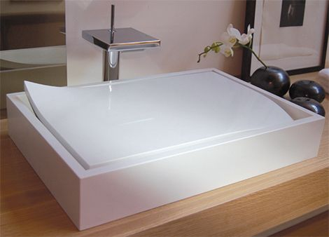 It\u0027s called a vessel sink Dream Home Pinterest Vessel sink - Vessel Sinks Bathroom