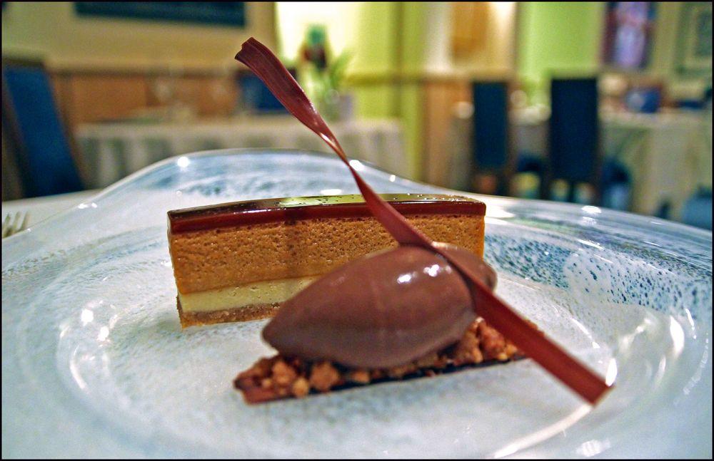 Le Champignon Sauvage 12 Course 2 Star Michelin Culinary Culinary Arts Menu Restaurant