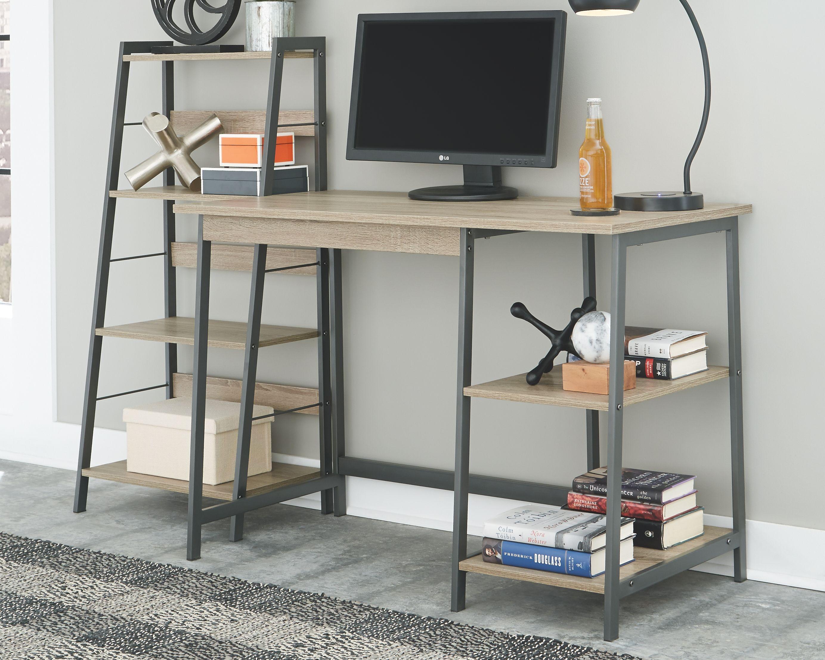 Soho Home Office Desk and Shelf