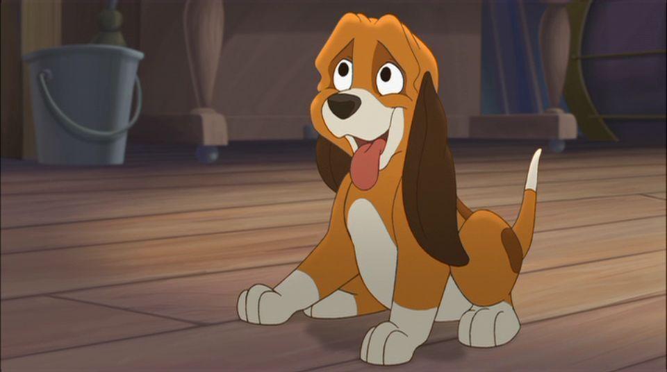 Fox And The Hound Disney Fox And The Hound The Fox