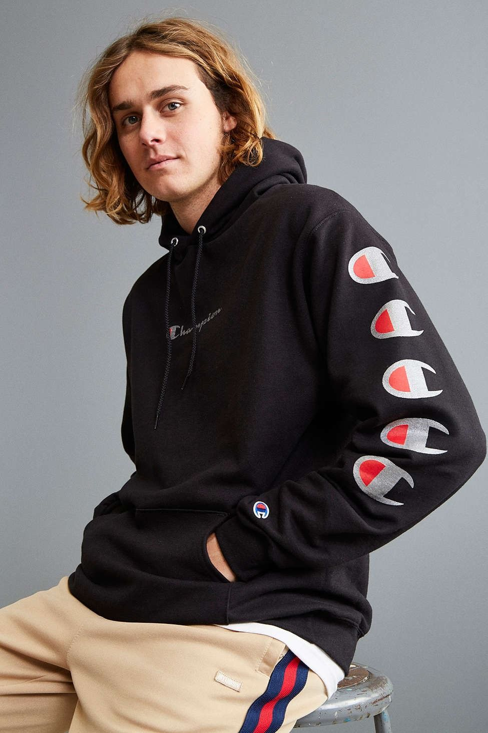 2c4792899 Champion Repeat Eco Hoodie Sweatshirt | New Arrivals | Champion ...