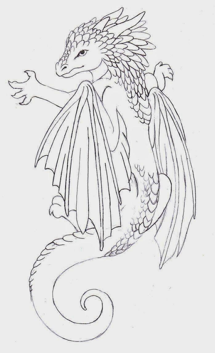 Dragon Tattoos For Women On Side Baby Dragon Tattoo By Annikki On Deviantart Baby Dragon Tattoos Cute Dragon Tattoo Fantasy Tattoos