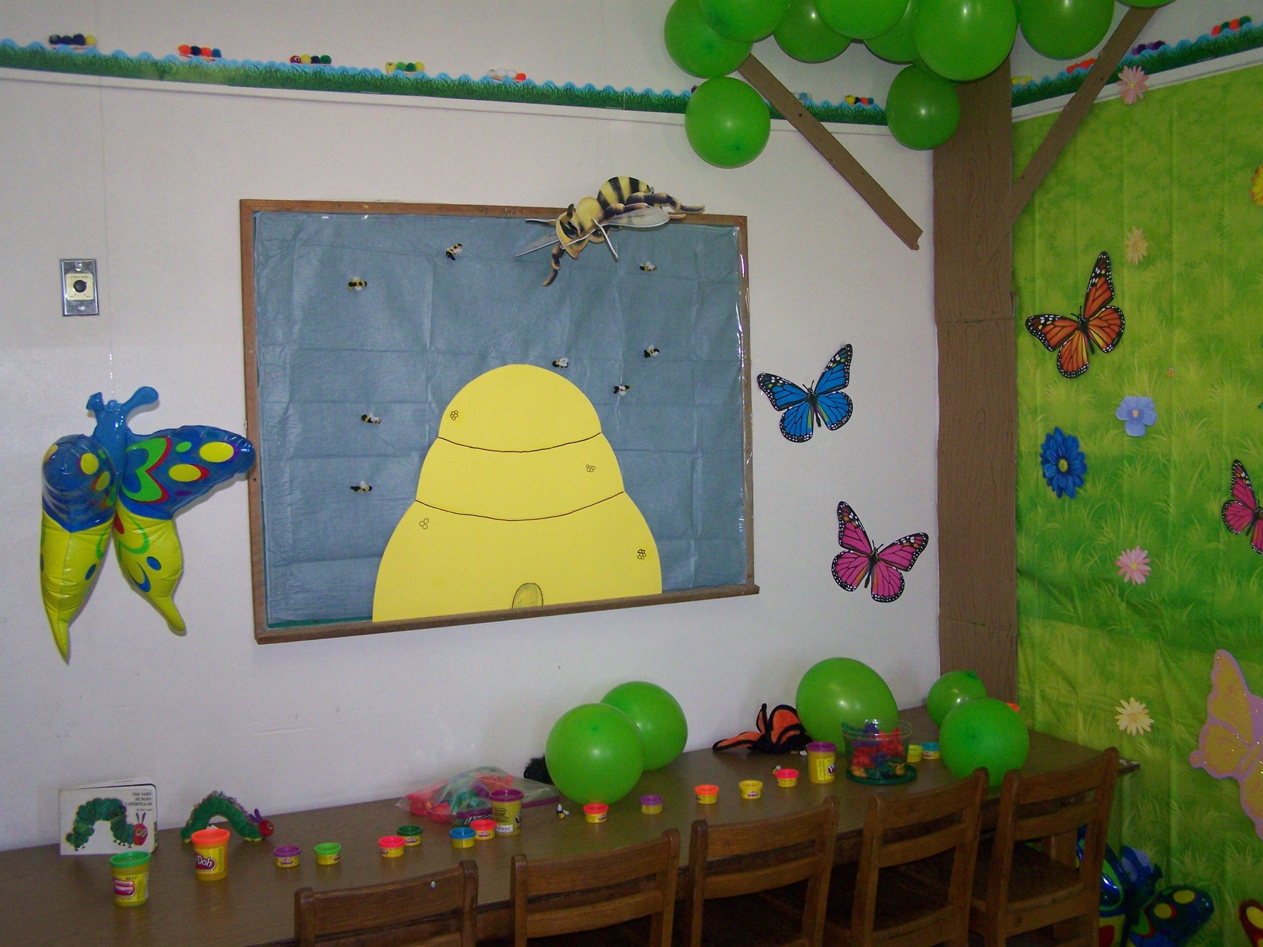 Classroom Decoration Ideas For Pre Primary School : Pre primary room vbs ideas early childhood and school