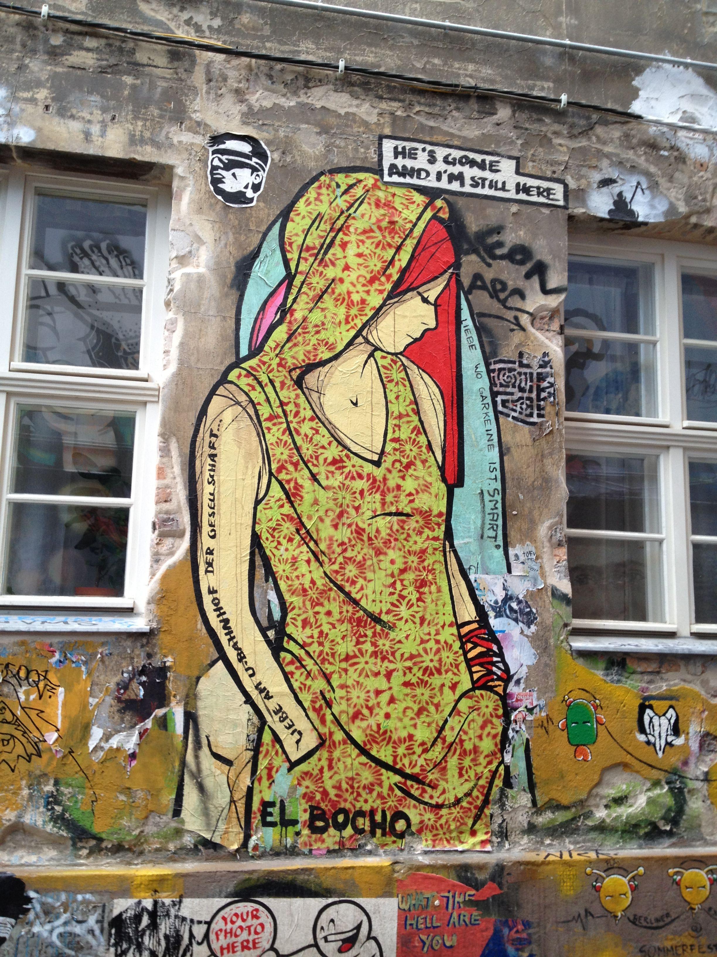 Grafiti wall berlin - Graffiti Wall In Berlin Wow