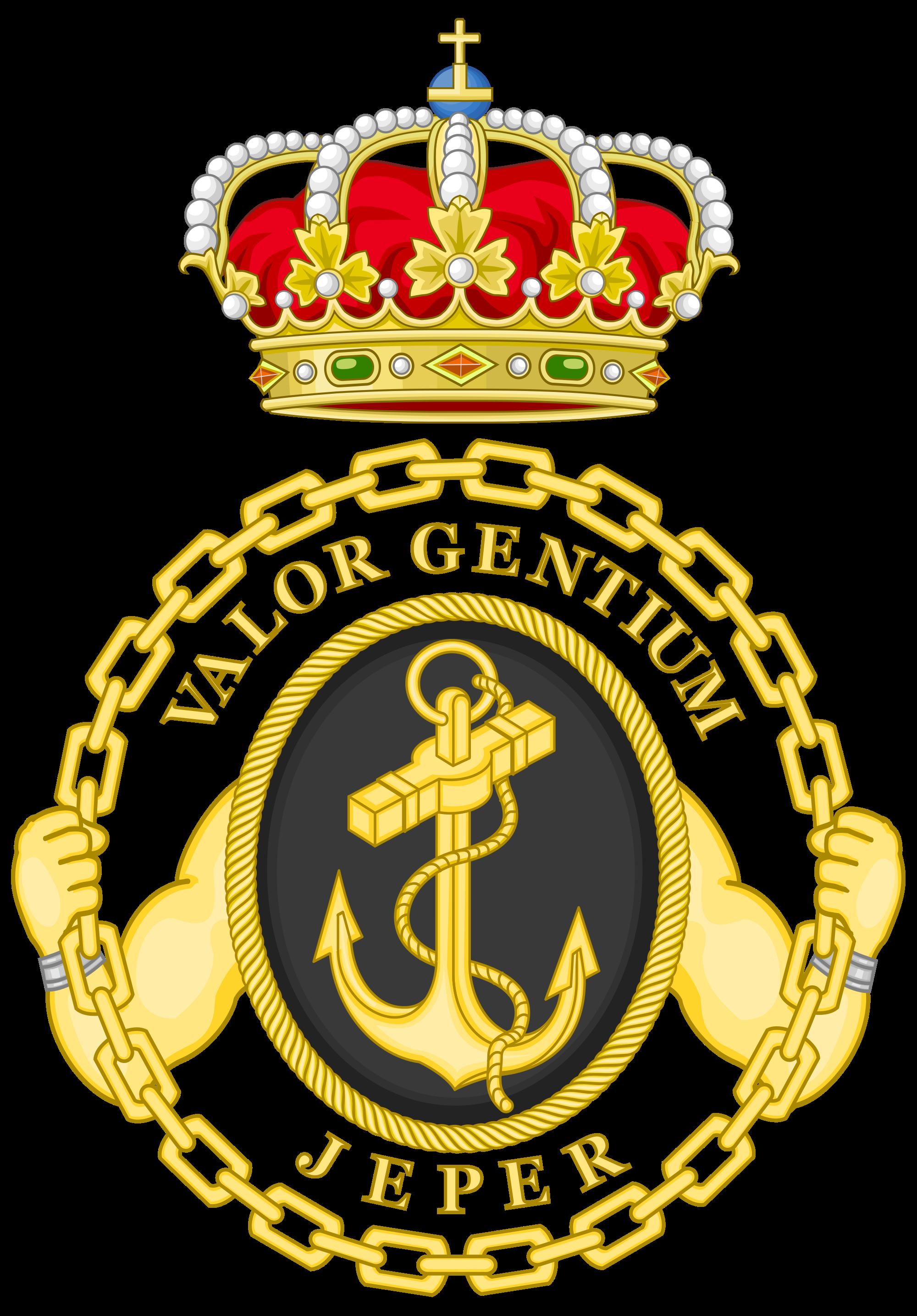 Spanish Navy Personnel Head Office Spanish, Vehicle