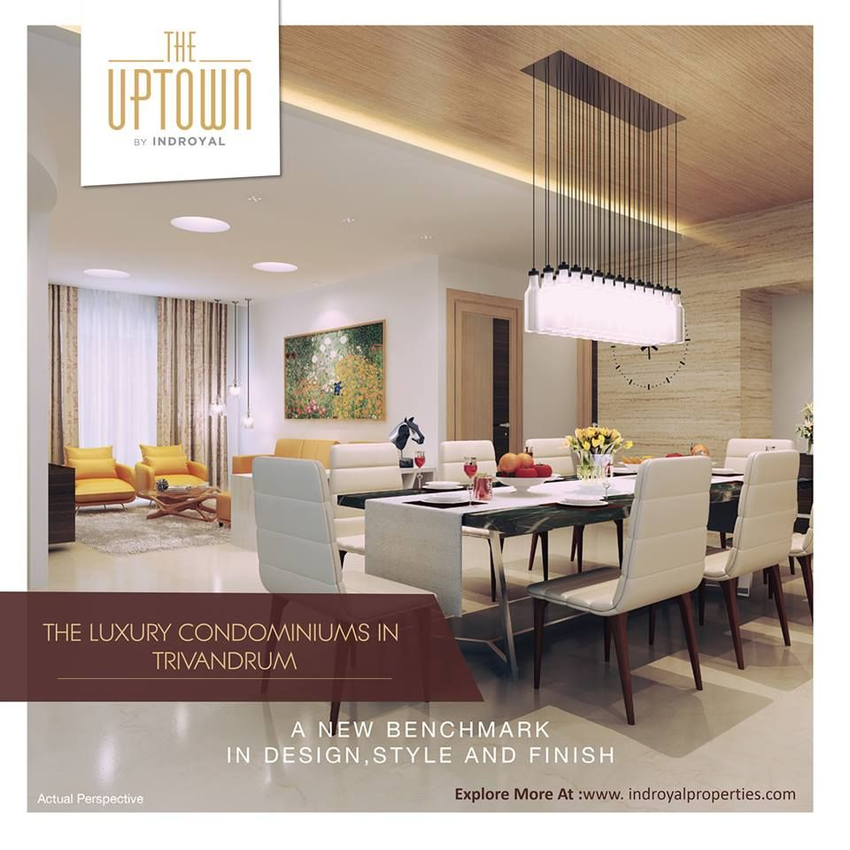 THE LUXURY CONDOMINIUMS IN TRIVANDRUM By Ind Royal Properties For - Indroyal bedroom furniture