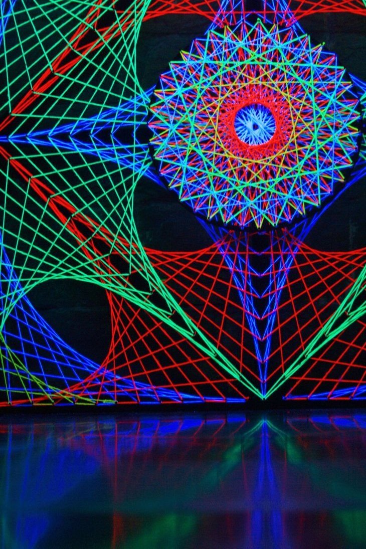 3d string art tutorial google search playground pinterest 3d string art tutorial google search baditri Image collections