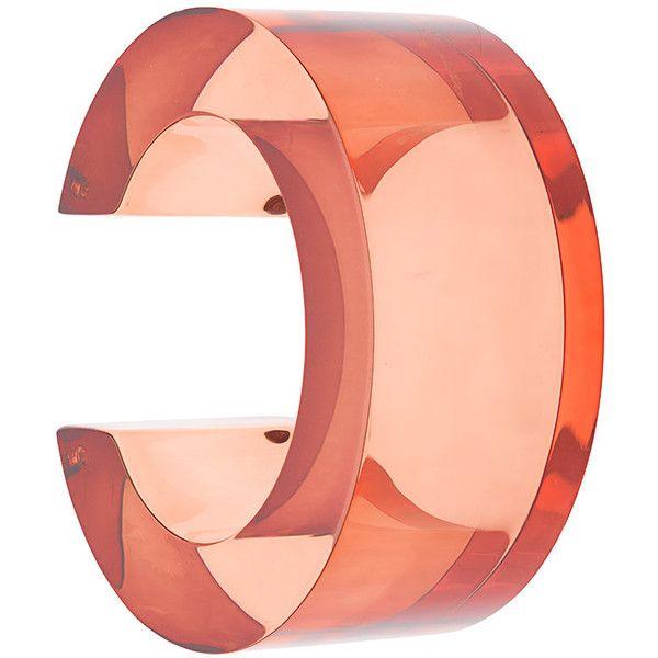 Lizzie Fortunato Postmodern cuff - Yellow & Orange wQb4he8N1A