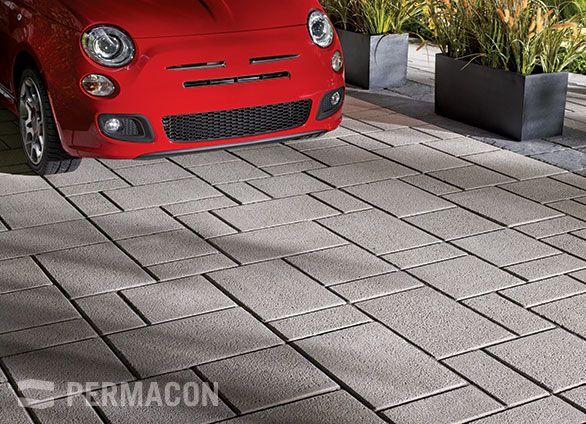 pav lexa gris alpin deco pinterest beton dalles et dalle beton. Black Bedroom Furniture Sets. Home Design Ideas