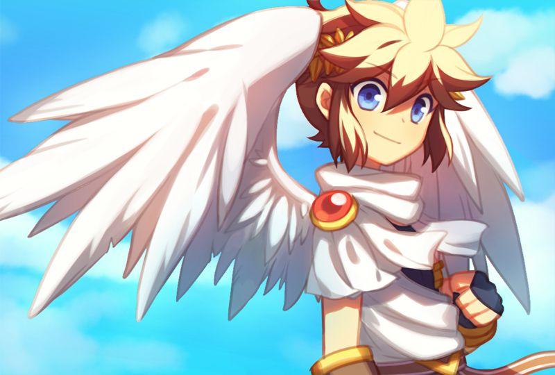 Pit Kid Icarus