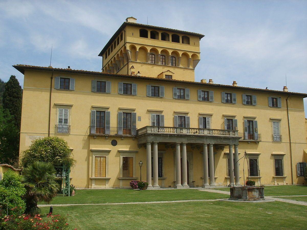 Cabina Estetica Wikipedia : Villa di maiano wikipedia case