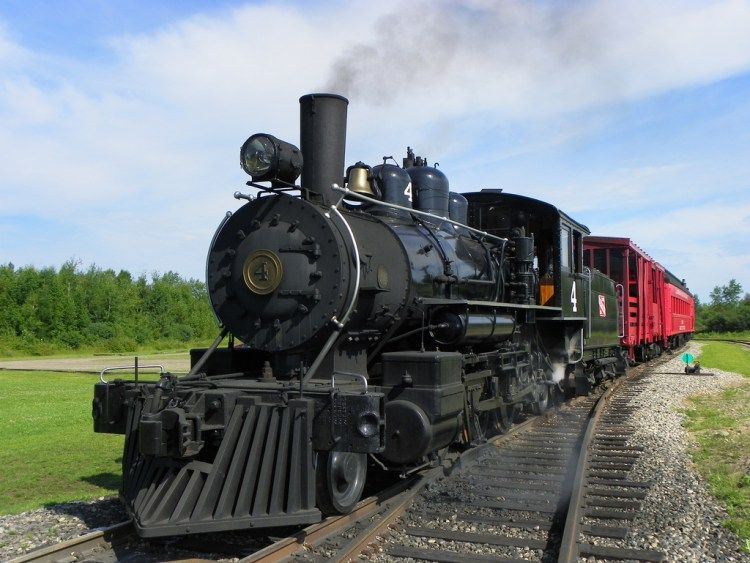 Lumberjack Steam Train Ride in Laona, WI | Cool places to ...