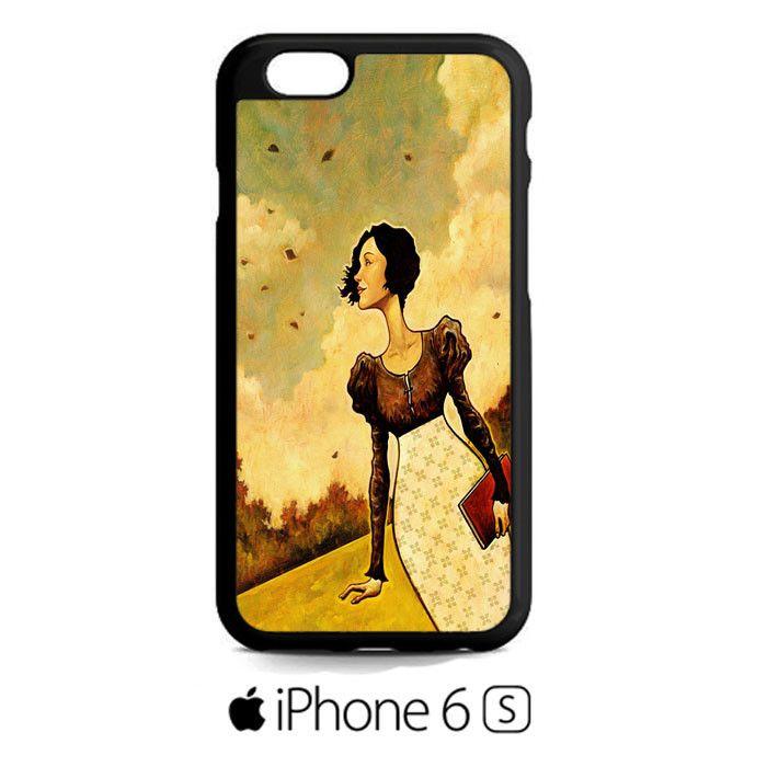 Cover Jane Austen iPhone 6S  Case