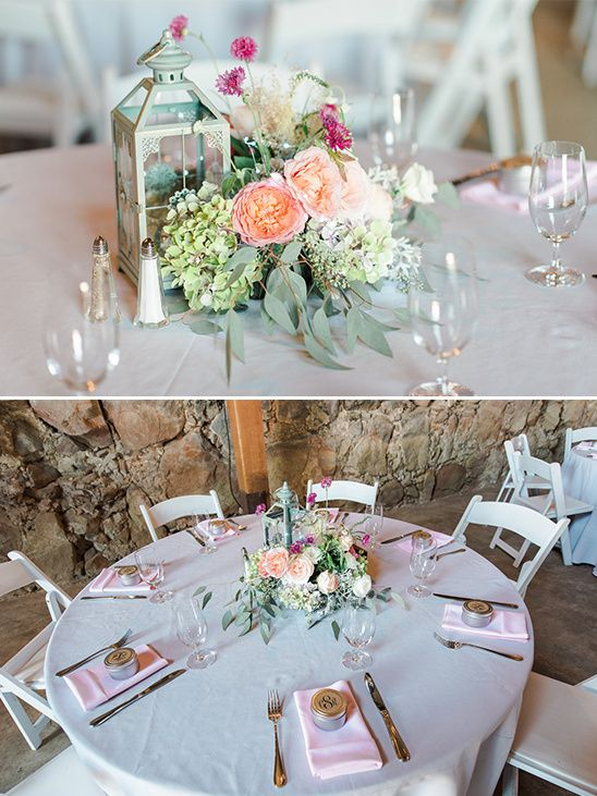 Shabby Chic Table Settings Weddingchicks